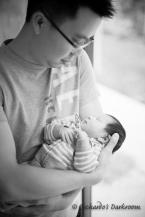 San Francisco Bay Area newborn photography
